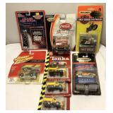 (8)  Matchbox , Hot Wheels , Racing Champions ,