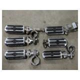 (6) Harley Davidson Motorcycle Foot Peg  Sold