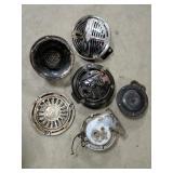 Vintage Motorcycle Horn Lot / Harley Davidson