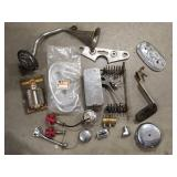 Vintage Harley Motorcycle Parts and More