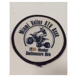 Vintag Miami Valley ATV Patch