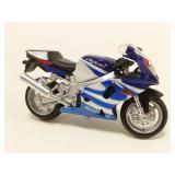 1/18 Scale Suzuki Motorcycle