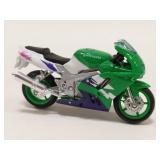 1/18 Scale Kawasaki Motorcycle