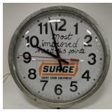 Surge Dairy Farm Equipment Advertising