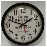 Vintage Petter Blue Book Advertising