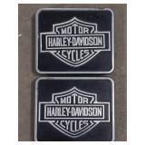 2 Harley-Davidson 1979 Shovelhead Saddle Bag