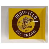 Mayfield Ice Cream Double Sided Tin Flange