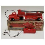 General Molds & Plastic Co. Electric Ladder Fire