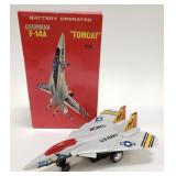 "Battery Operated Grumman F-14A ""Tomcat"" 1:72"