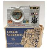 Vintage Atomic Submarine Electronic Navigator by