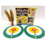 Whirly Bird Play Catch Game with Whirly Bird and