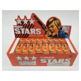 NOS Box of Three Stars Roll Caps. Includes 60