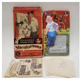 Mattel Walt Disney MouseKartooner Drawing Kit