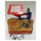 PMC Cartoon-O-Scope Art Projector with box
