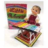 Windup Little Performer Petite Artiste Xylophone