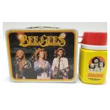 1978 Thermos Bee Gees Metal Lunch Box