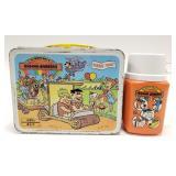 1977 Thermos Hanna-Barbera Metal Lunch Box