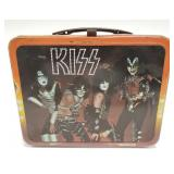 1977 Thermos Kiss Metal Lunch Box