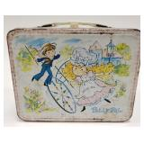 1975 Thermos Polly Pal Metal Lunch Box