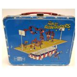 1971 Thermos Harlem Globetrotters Metal Lunch Box