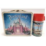 1957 Aladdin Disneyland Metal Lunch Box with