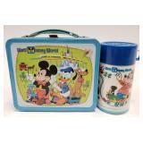 1976 Aladdin Walt Disney World Metal Lunch Box
