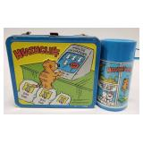 1982 Aladdin Heathcliff Metal Lunch Box with