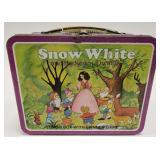 1977 Ohio Art Snow White & The Seven Dwarfs metal