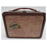 Vintage A Thermos Brand Product Metal Lunch Box