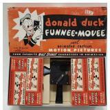 Irwin Donald Duck Funnee Movee real animated