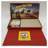 Transogram The Adventures of Rin-Tin-Tin Board