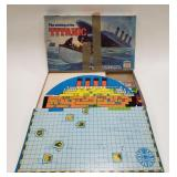 1976 Ideal The Sinking of the Titanic Game