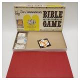 1966 Cadaco Ten Commandments Bible Game