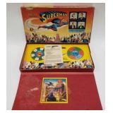 1954 Transogram Calling Superman Board Game