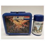 1986 Aladdin Hasbro G.I. Joe Plastic Lunchbox