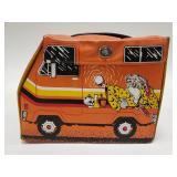 Vintage Thermos Vinyl Wizard Van Lunchbox
