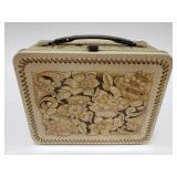 1977 Thermos Western Saddlebag Metal Lunchbox