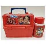 1977 Thermos Howdy Doody Plastic Lunchbox with