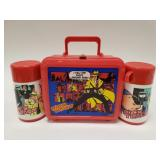 Vintage Aladdin Dick Tracy Plastic Lunchbox with