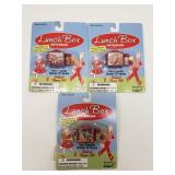 (3) Lunchbox Keychains includes Get Smart, The