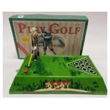 HA Ha Toys Mechanical Wind-Up Play Golf
