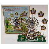 Tin Windup Luxury Music Ferris Wheel