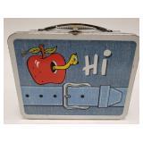 1974 Ohio Art My Lunch Metal Lunch Box