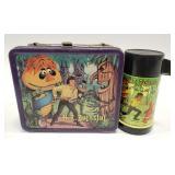 1970 Aladdin H.R. Pufnstuf Metal Lunch Box with