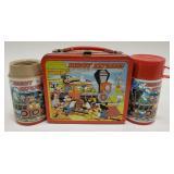 1979 Aladdin Disney Express! Metal Lunch Box with