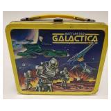 1978 Aladdin Battlestar Galactica Metal Lunch Box