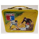 1968 Thermos Official MLB Players Metal Lunch Box