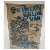 6 Million Dollar Man Model Kit