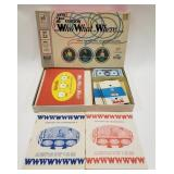Milton Bradley The Who Want or Where Game.