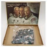 """Vintage Astronauts of Apollo 11 """"First on the"""
